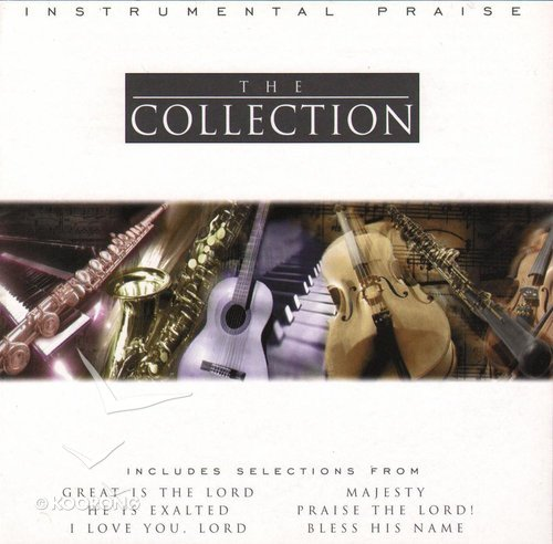 I Love You Lord - Instrumental Praise