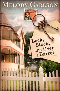 Lock, Stock, and Over a Barrel (Dear Daphne Novel Series)