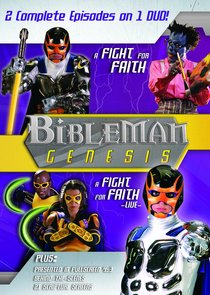 Bibleman Genesis #07 (2in1) (Bibleman Genesis Series)