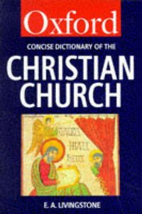 Concise Dictionary Christian Church