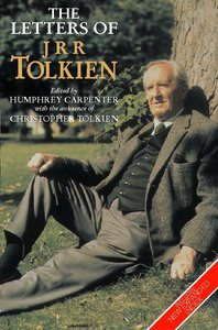 Letters From J R R Tolkien
