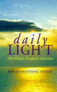 Daily Light From the NIV