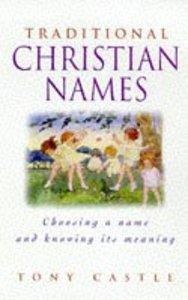 Traditional Christian Names