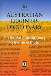 Australian Learners Dictionary