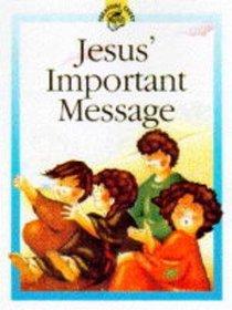 Jesus Important Message (Treasure Chest Series)