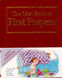 The Lion Book of First Prayers (Red Gift Edition)