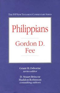 Ivp Ntc: Philippians (Ivp New Testament Commentary Series)
