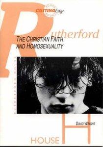 Cutting Edge: Christian Faith and Homosexuality