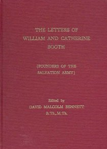 The Letters of William and Catherine Booth