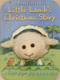 Little Lambs Christmas Story (Snuffleheads Series)