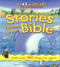 Look Inside Flapbook: Stories From the Bible (Vol 1)