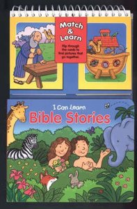 Match and Learn Bible Stories