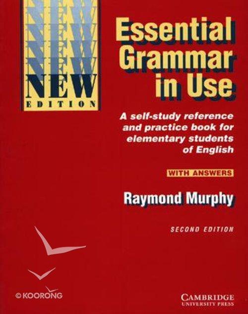 Essential Grammar in Use (2nd Edition)