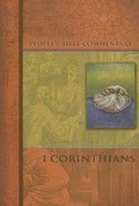 1 Corinthians (Peoples Bible Commentary Series)