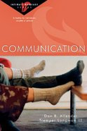 Communication (Intimate Marriage Series)