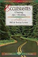Ecclesiastes (Lifeguide Bible Study Series)