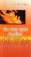 Holy Spirit Baptism (Booklet)