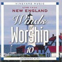 Winds of Worship 10 New England (#10 in Winds Of Worship Series)