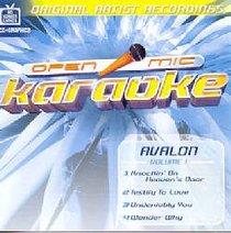 Karaoke Avalon (Accompaniment) (Vol 1)