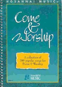 Come and Worship (Music Book)
