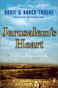 Jerusalems Heart (#03 in Zion Legacy Series)