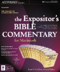 Expositors Bible Commentary CDROM Mac (Expositors Bible Commentary Series)