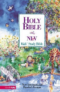 NIRV Kids Study Bible Revised Edition
