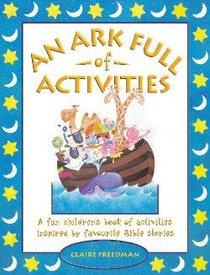 An Ark Full of Activities