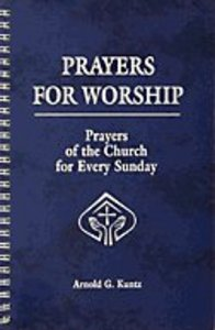 Prayers For Worship