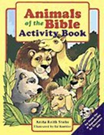 Animals of the Bible Activity Book