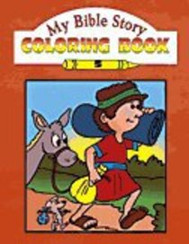 My Bible Story Coloring Book #05