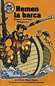 Remen La Barca (Row the Boat: Jesus Fills the Nets) (Spanish Hear Me Read Series)