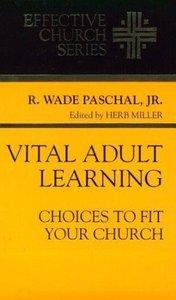 Vital Adult Learning