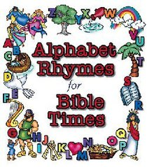 Alphabet Rhymes For Bible Times