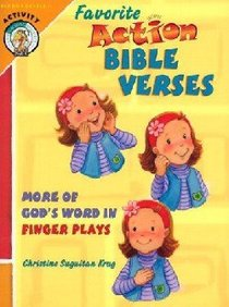 Favorite Action Bible Verses
