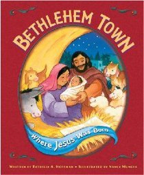 Bethlehem Town: Where Jesus Was Born