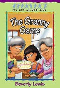 The Granny Game (#20 in Cul-de-sac Kids Series)