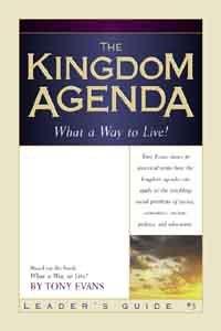 A Renewed Community (Leaders Guide) (Kingdom Agenda Bible Study Series)
