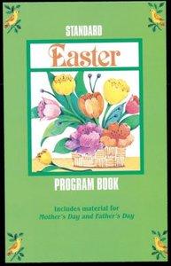 Standard Easter Program Book (Reproducible)