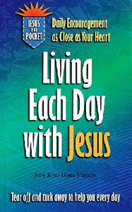 Jesus in My Pocket: Living Each Day With Jesus