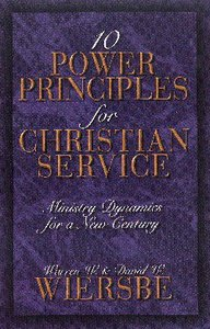 Ten Power Principles For Christian Service
