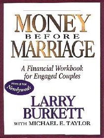 Money Before Marriage Workbook