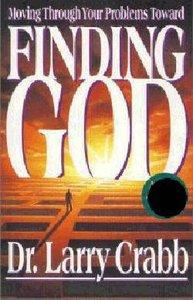 Finding God (Large Print)