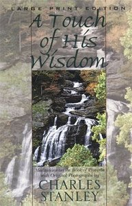 A Touch of His Wisdom (Large Print)