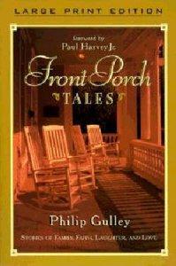 Front Porch Tales (Large Print)