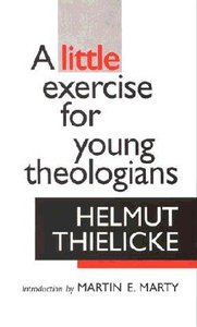 Exercise For Young Theologians