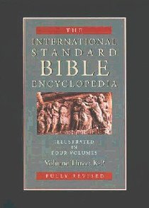 Isbe Intl Standard Bible Encyclopedia (4 Volume Set) (International Standard Bible Encyclopedia Series)