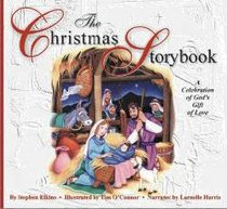 The Christmas Storybook (With Cd)