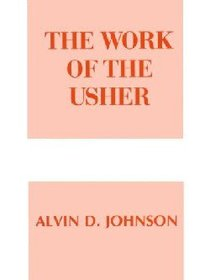 The Work of the Usher (Work Of The Church Series)