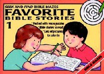 Seek and Find Bible Mazes #1
